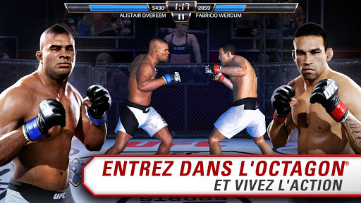 EA SPORTS UFC screenshots 1