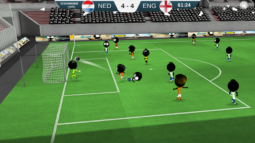Stickman Soccer 2018 screenshots 1