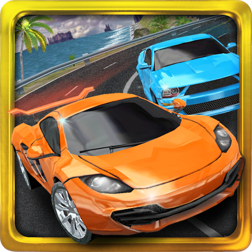 Turbo Driving Racing 3D APK MOD