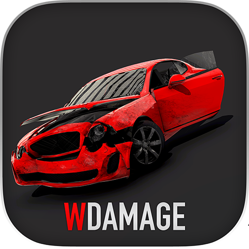 WDAMAGE Car Crash Engine APK MOD