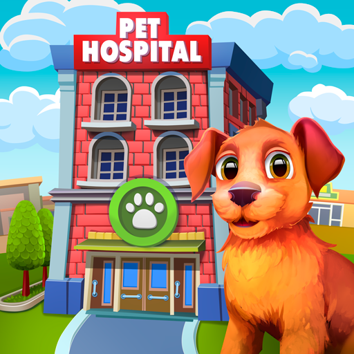 Idle Pet Hospital Tycoon APK MOD