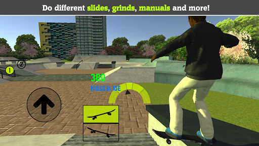 Skateboard FE3D 2 screenshots 1