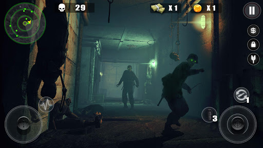 Zombie Hitman screenshots 1