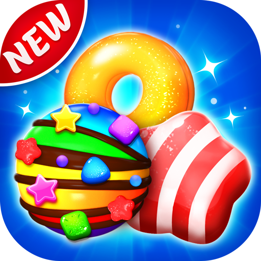 Candy Charming – 2019 Match 3 Puzzle Free Games APK MOD