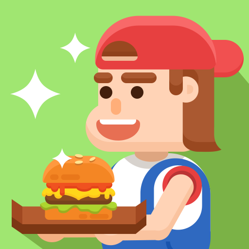 Idle Burger Factory – Tycoon Empire Game APK MOD
