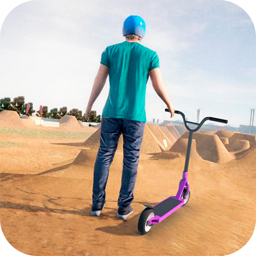 King Of Scooter Race APK MOD