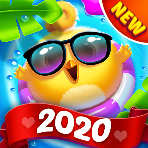 Bird Friends Match 3 Free Puzzle APK MOD