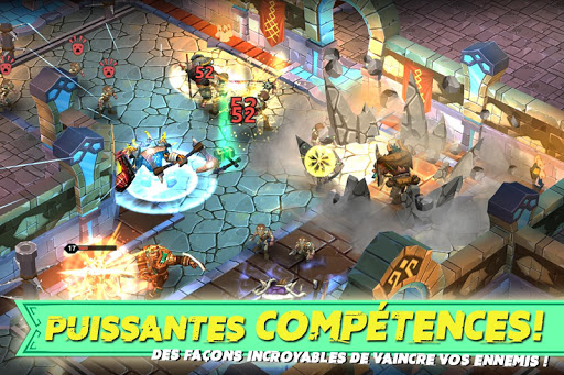 Dungeon Legends – RPG MMO Game screenshots 1