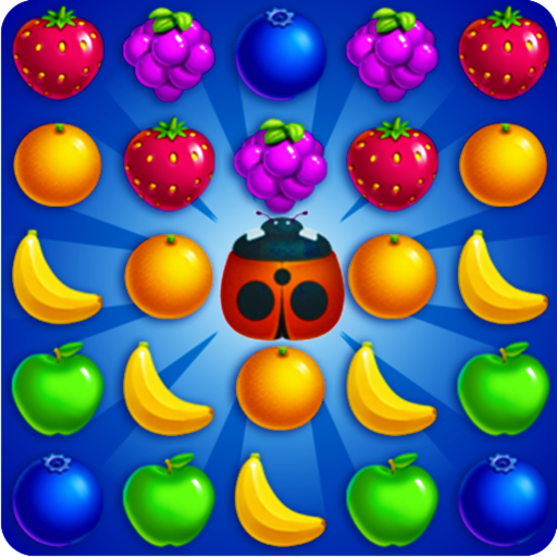 Fruits Forest Master Match 3 Puzzle APK MOD