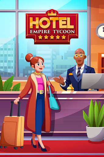 Hotel Empire Tycoon – Idle Game Gestion Simulation screenshots 1