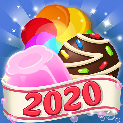 Jelly Crush – Match 3 Games Free Puzzle 2020 APK MOD