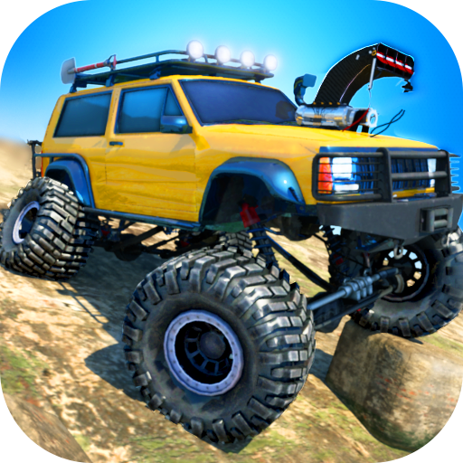 Off Road Monster Truck Driving – SUV Car Driving APK MOD