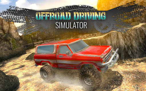 Offroad Driving Simulator 4×4 Camions amp SUV screenshots 1
