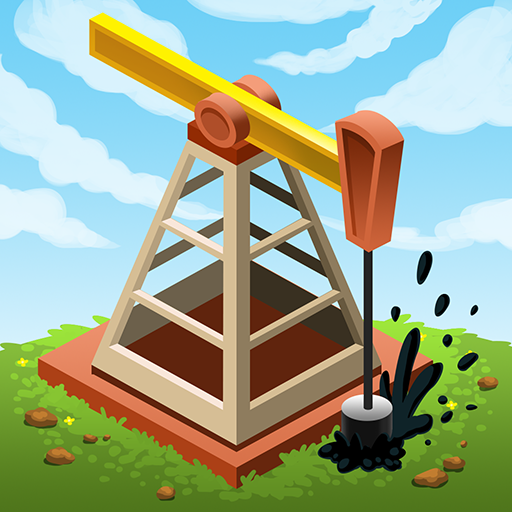 Oil Tycoon – Idle Clicker Game APK MOD