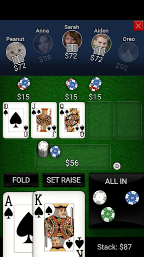 Texas Holdem Offline Poker screenshots 1