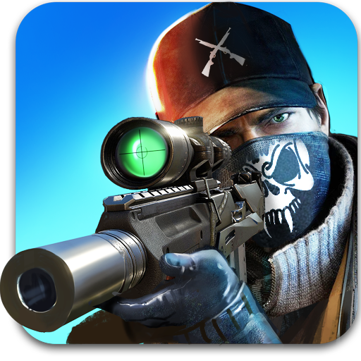 sniper assassin 3d agression tireur APK MOD