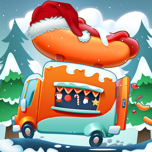 Idle Food Truck Empire APK MOD