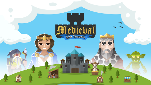 Medieval Idle Tycoon – Idle Clicker Tycoon Game screenshots 1