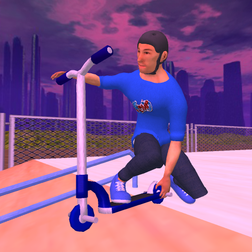 Scooter Freestyle Extreme 3D APK MOD