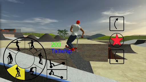 Scooter Freestyle Extreme 3D screenshots 1