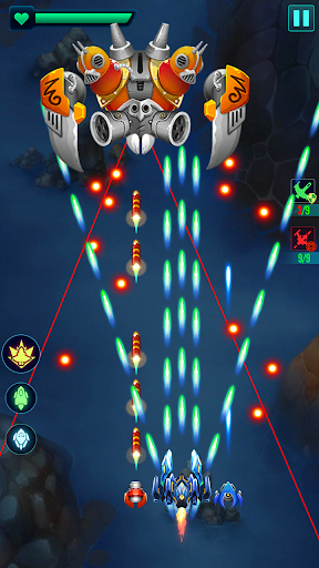 Galaxy attack Alien shooting screenshots 1