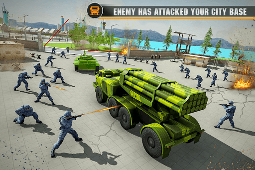 US Army Transport – Jeux militaires 2019 screenshots 1