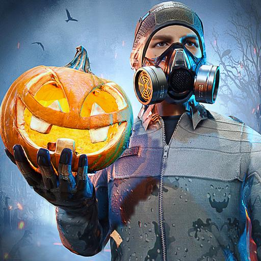 Zombies Halloween Survival 2019 New Zombie Games APK MOD