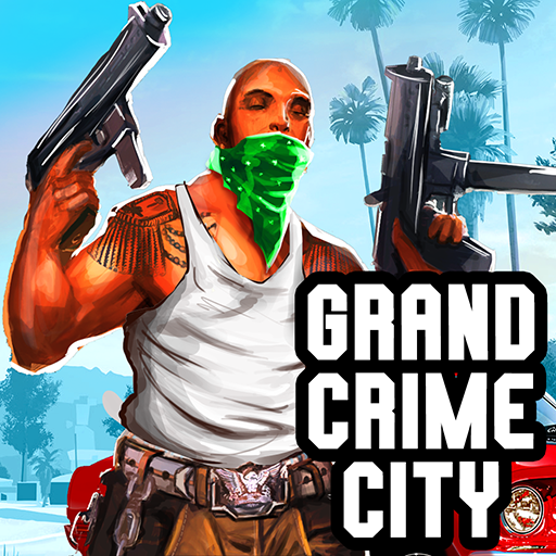 Grand Crime City Mafia Gangster Auto Theft Town APK MOD