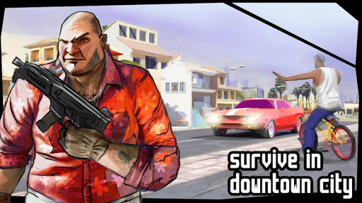 Grand Crime City Mafia Gangster Auto Theft Town screenshots 1