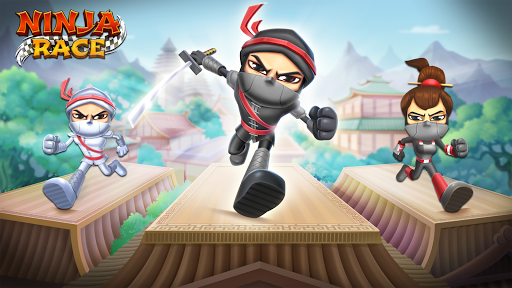 Ninja Race – Fun Run Multiplayer screenshots 1