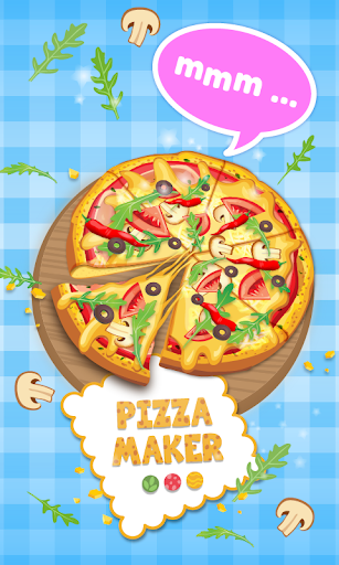 Pizza Maker – Cooking Game screenshots 1