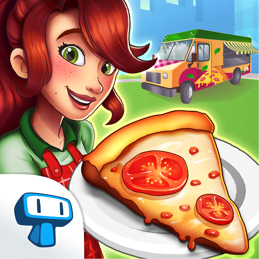 Pizza Truck California – Fast Food Cooking Game APK MOD