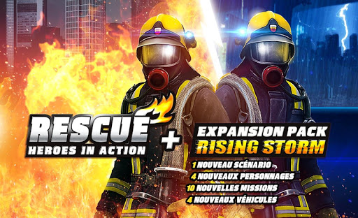 RESCUE Heroes in Action screenshots 1