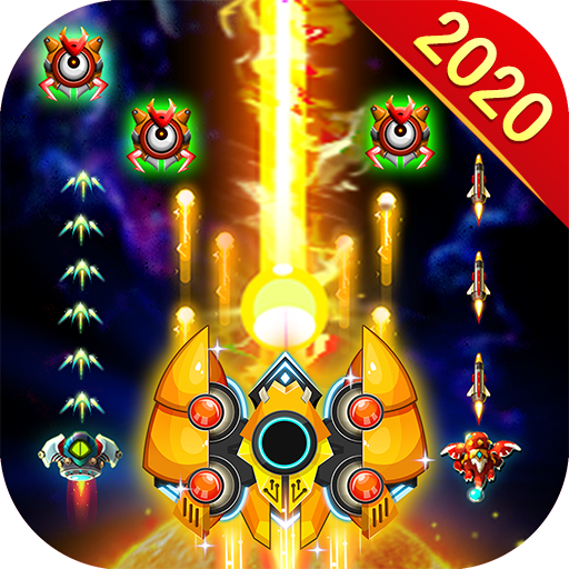 Space Hunter The Revenge of Aliens on the Galaxy APK MOD