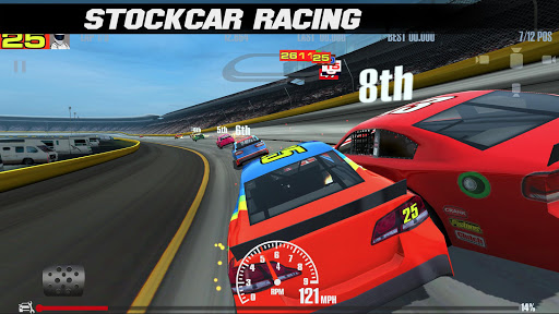 Stock Car Racing screenshots 1