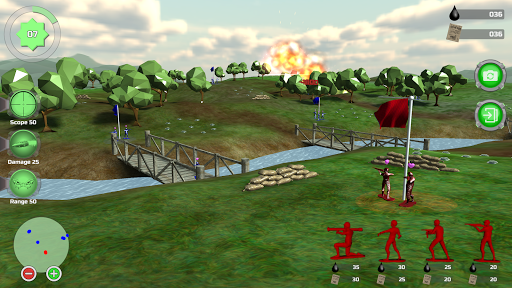 Toy Soldiers 3 screenshots 1