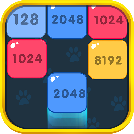 2048 Shoot Merge Block Puzzle APK MOD