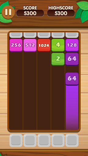 2048 Shoot amp Merge Block Puzzle screenshots 1