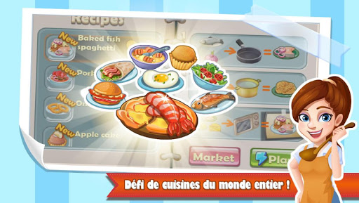 Chef Fever screenshots 1