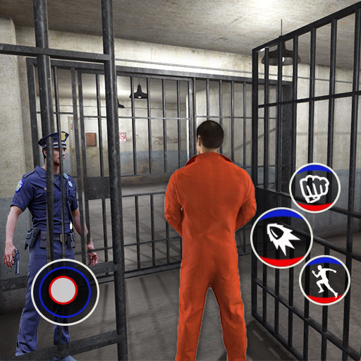 Prison Escape – Jeu Jail Break Grand Mission 2019 APK MOD