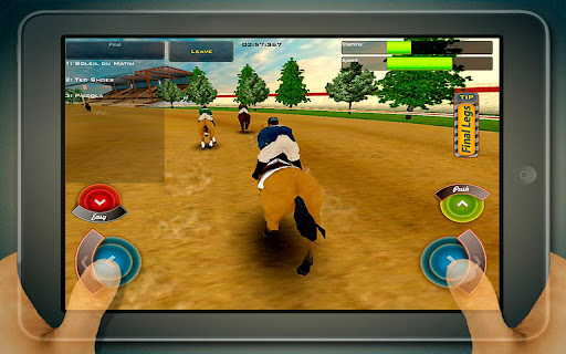 Race Horses Champions Free screenshots 1