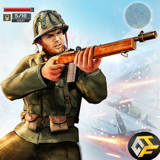 World War 2 Army Squad Heroes Fps Shooting Games APK MOD