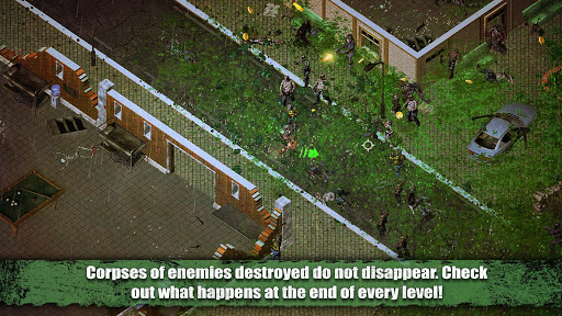 Zombie Shooter – Survive the undead outbreak screenshots 1