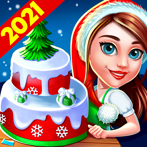 Christmas Cooking Crazy Food Fever Cooking Games APK MOD