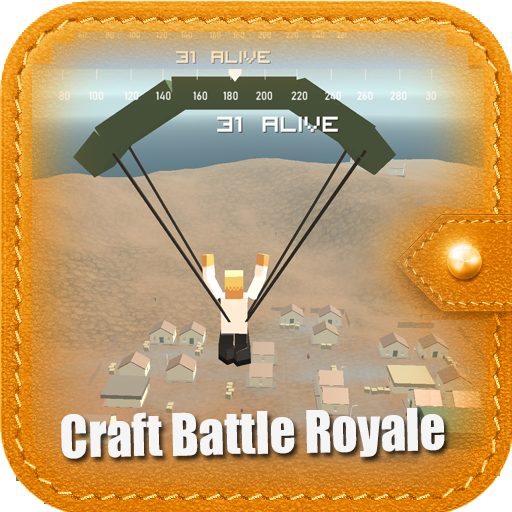 Craft Battle Royale FPS Free shooting games APK MOD