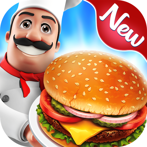 Food Court Fever Hamburger 3 APK MOD