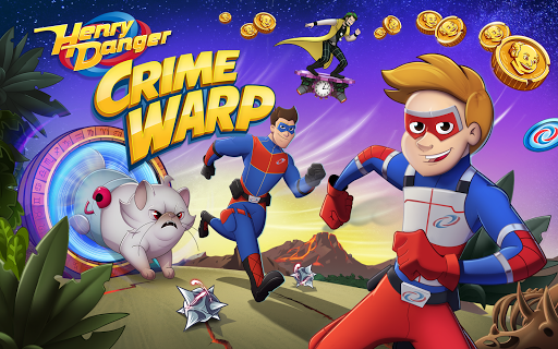 Henry Danger Crime Warp screenshots 1