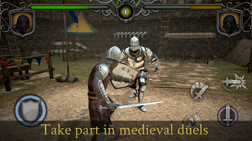 Knights Fight Medieval Arena screenshots 1