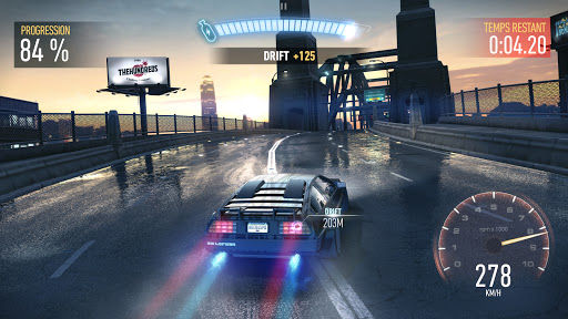Need for Speed NL Les Courses screenshots 1