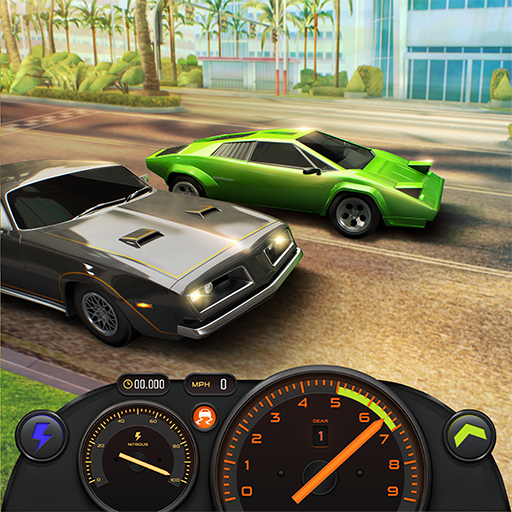 Racing Classics PRO Drag Race Real Speed APK MOD